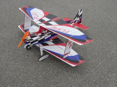 Foreplay 3D Chip Hyde Biplane